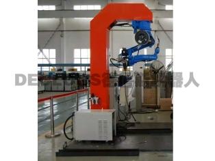 吊装焊接机器人工作站