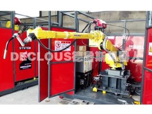 变压器油箱移动焊接机器人