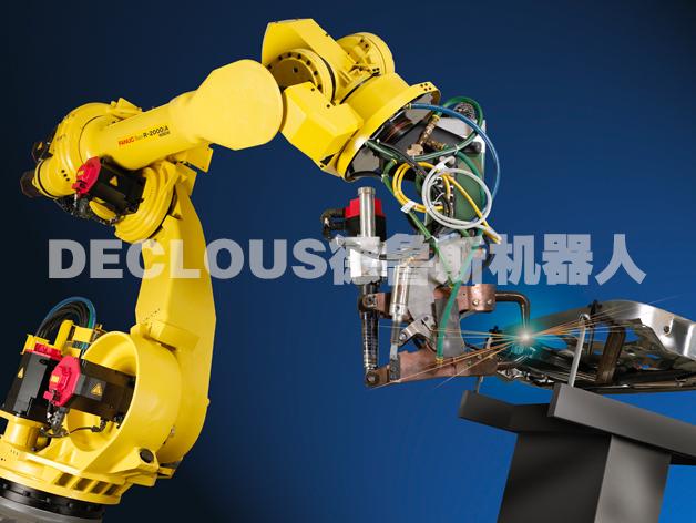 机器人点焊