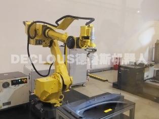 机器人切削