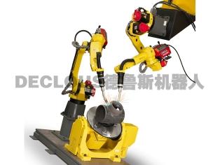 山东机器人弧焊
